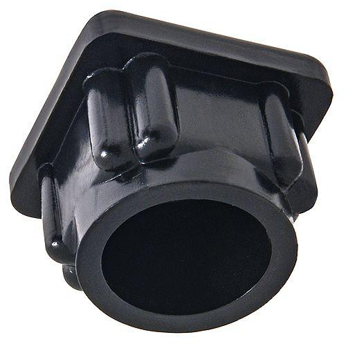 Paulin Capuchons de sécurité carrés de 3/4 de pouce de diamètre intérieur