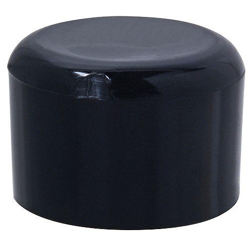 Paulin Capuchons de sécurité ronds de 1 pouce de diamètre extérieur