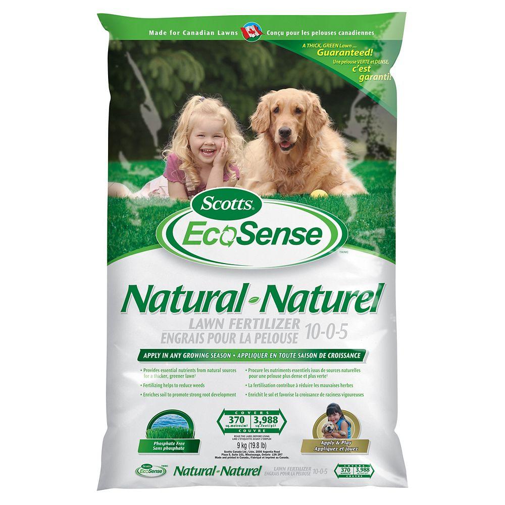 EcoSense Natural Lawn Fertilizer