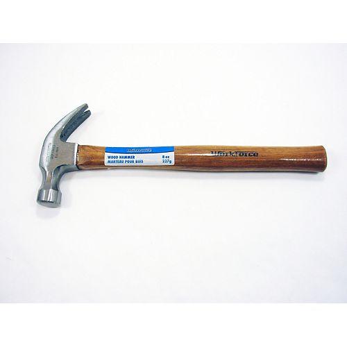 Wood Hammer - 8-ounce