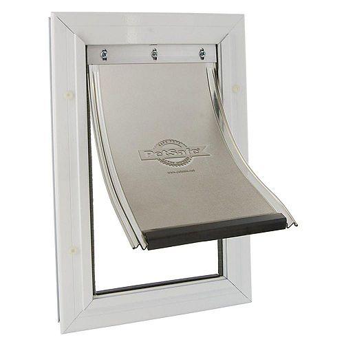 Aluminum Pet Door, Small