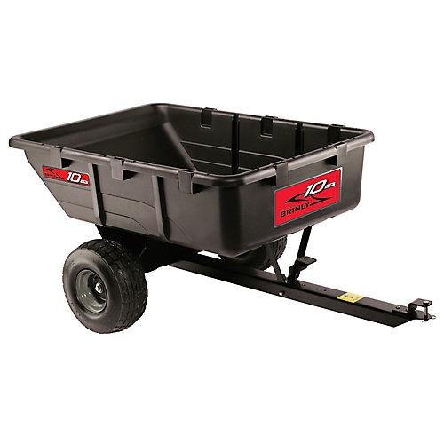 Chariot pour tracteur de pelouse, poly, 10pi3