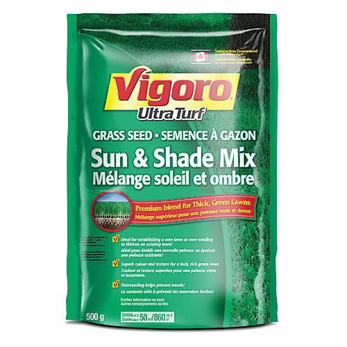 Vigoro Ultra Turf Sun/Shade - 500 g