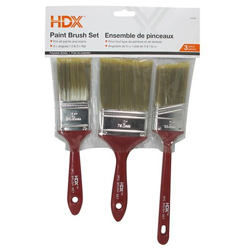 Poly Brush (3-Pack)