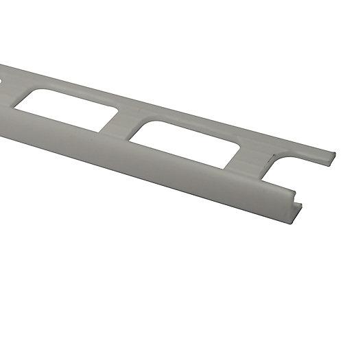 Bordure en vinyle pour carreaux 3/16po (4mm)