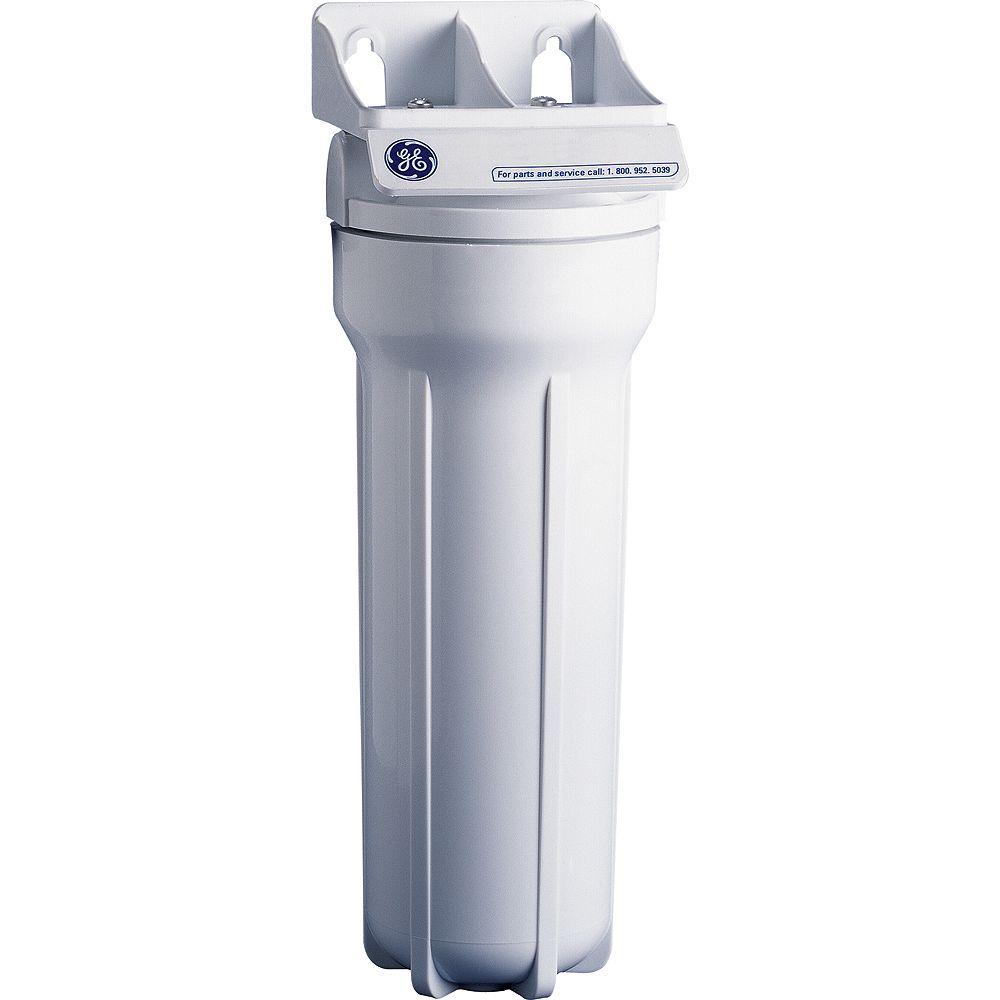 GE Single-Sta Water Filtration Unit