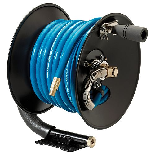 Mountable Hose Reel