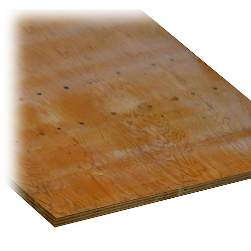 Dricon 3/4 Inch Fire Retardant Treated Plywood
