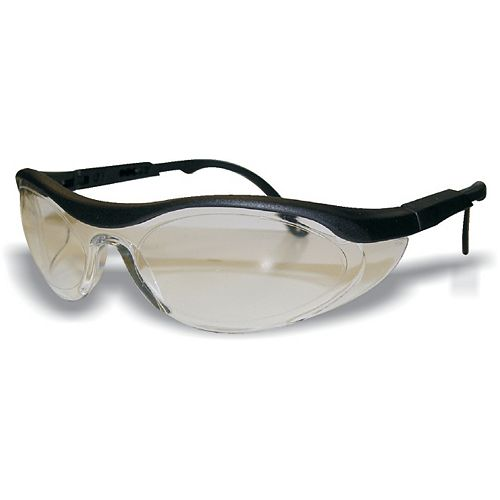 Workhorse Wrap Around Safety Glass Silver Lens