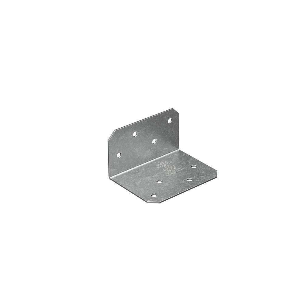 Simpson Strong-Tie 2 inch x 1-1/2 inch x 2-3/4 inch Galvanized Angle