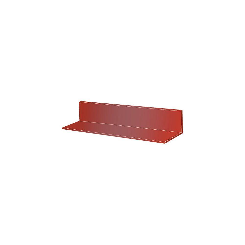 Peak Products Linteaux d'acier pour maçonnerie - 72 Inches