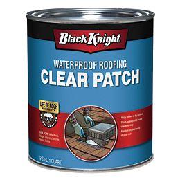946 mL Clear Waterproof Roof Patch