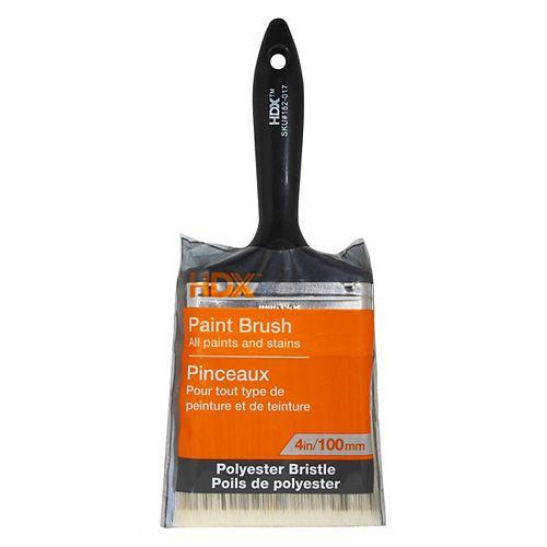 4 Inch/100Mm Poly/Bristle Brush