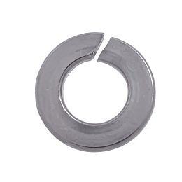Rondelles de serrure moyennes en acier inoxydable de 1/4 de pouce 18,8