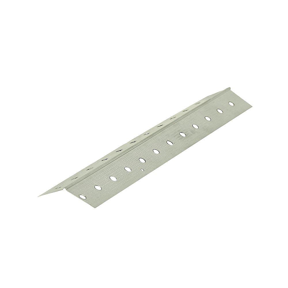 Bailey Metal Products D100 130 Drywall Metal Corner Bead Trim 1-1/4 inch x 8 ft.