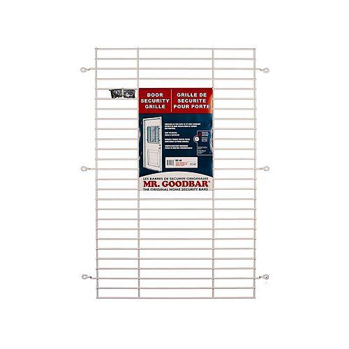 40-inch Door Security Grille