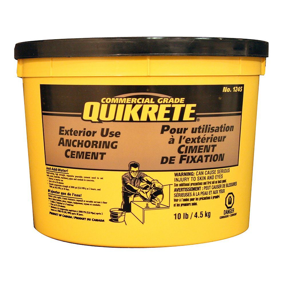 Quikrete Anchoring Cement 4.5kg