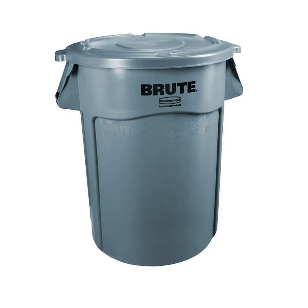 Rubbermaid 121 L (32-Gallon) Brute Trash Container