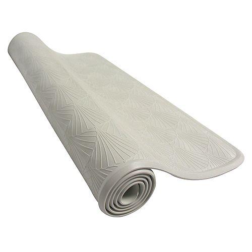 Rubber Bath Mat -White