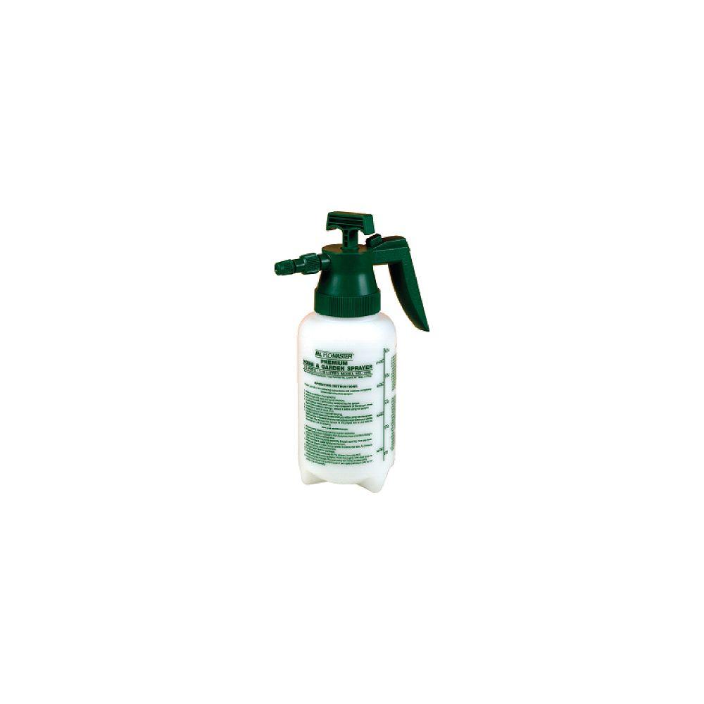 RL Flo-Master Sprayer/Mister 2.5 Pints Translucent White Polyethylene Tank