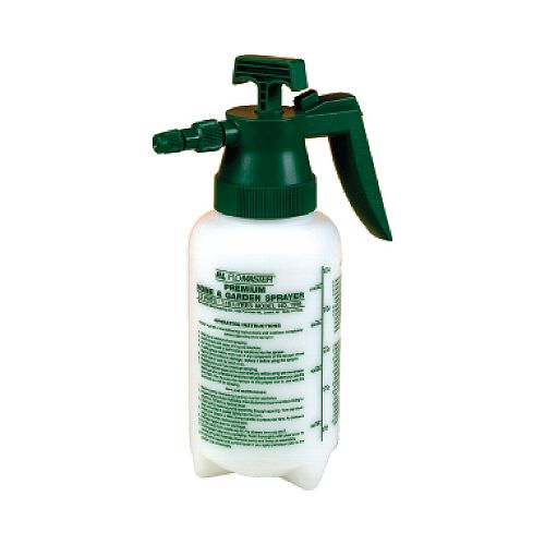 Sprayer/Mister 2.5 Pints Translucent White Polyethylene Tank