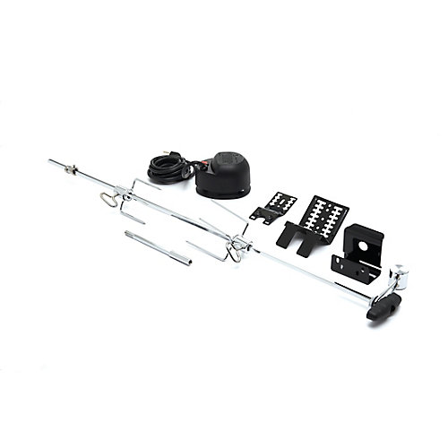 Universal Heavy Duty Rotisserie Kit