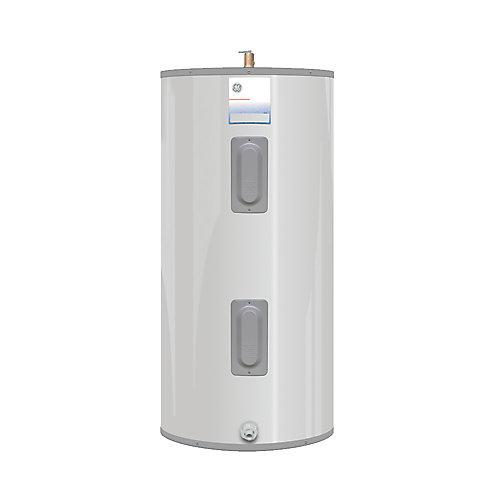 Chauffe-eau électrique de 37.5 Gal GE avec12 ans de garantie