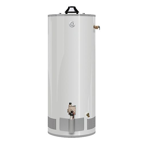 60 Gal 12 Year 50,000 BTU Natural Gas Water Heater