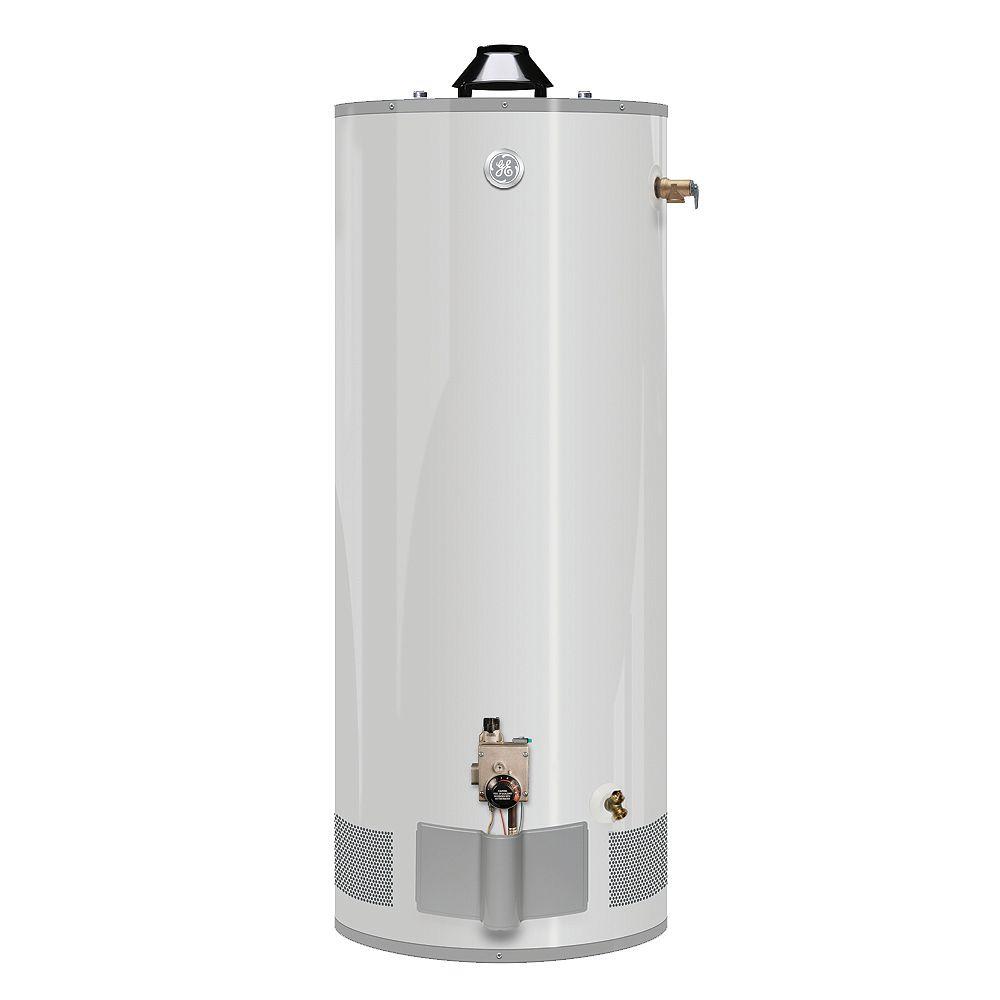 GE 40 Gal 12 Year 40,000 BTU Natural Gas Water Heater