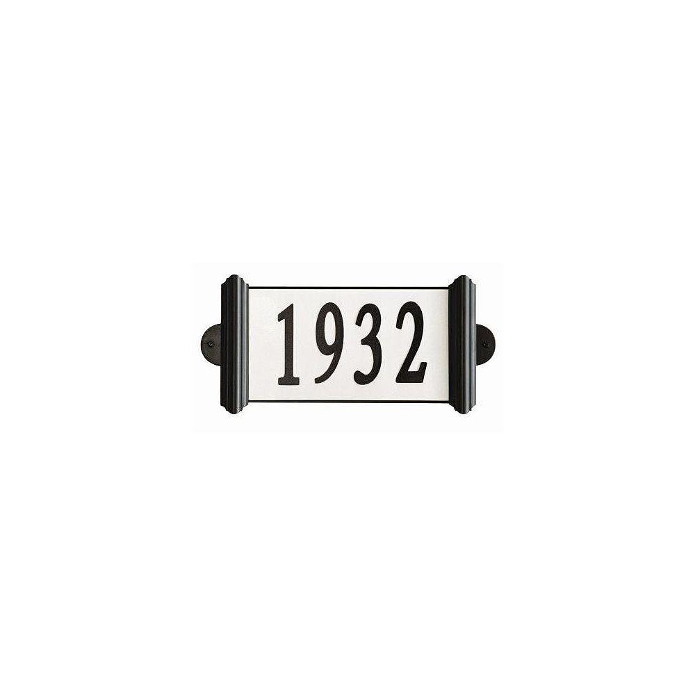 Designer's Choice Contemporary Do-It-Yoiurself Address Plaque