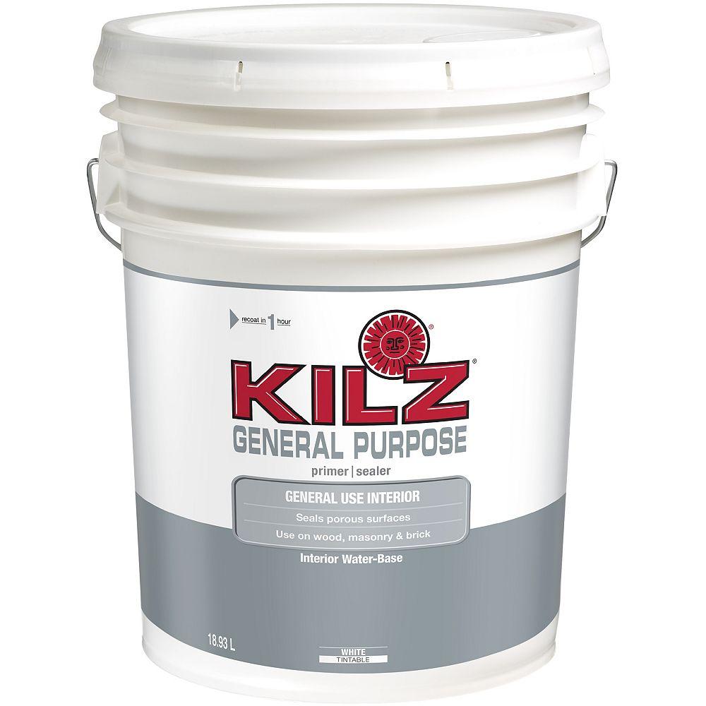 KILZ General Purpose Interior Sealer, Primer - 18.93L