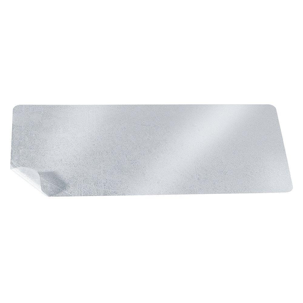 MOEN White Bath Mat
