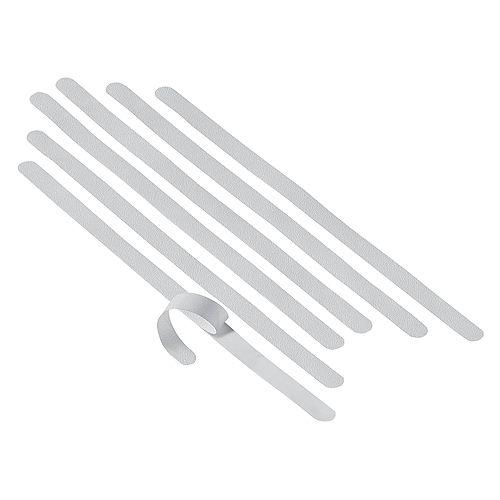White Tread Strips