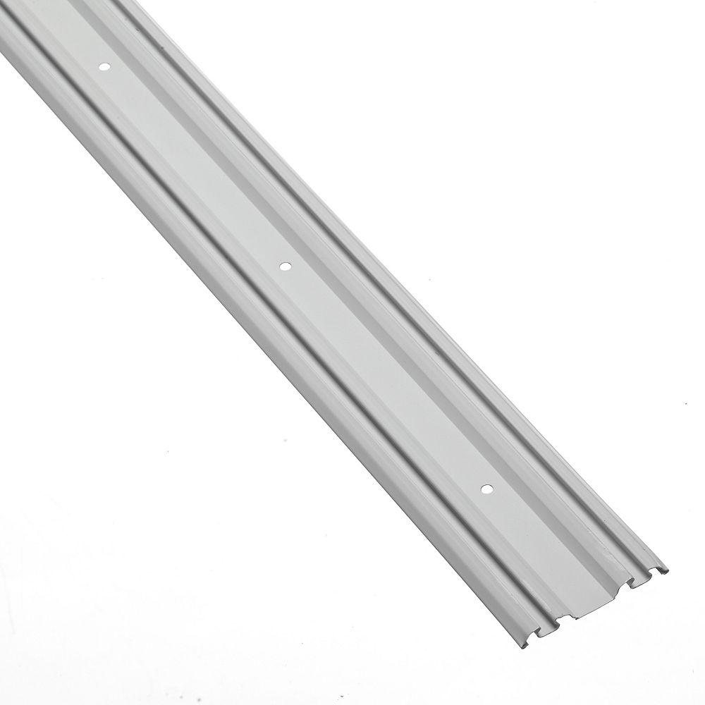 Worksavers 72-inch Sliding Door Bottom Track
