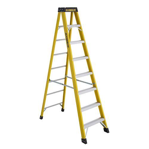 fibreglass step ladder 8 Feet  grade IA