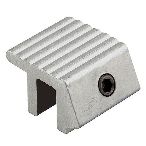 Aluminum, Tamper Resistant, Sliding Window Lock