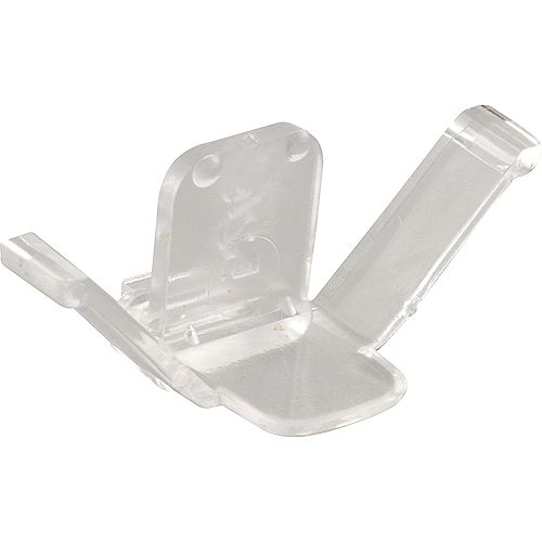 Clear Plastic Window Screen Retainer Clips