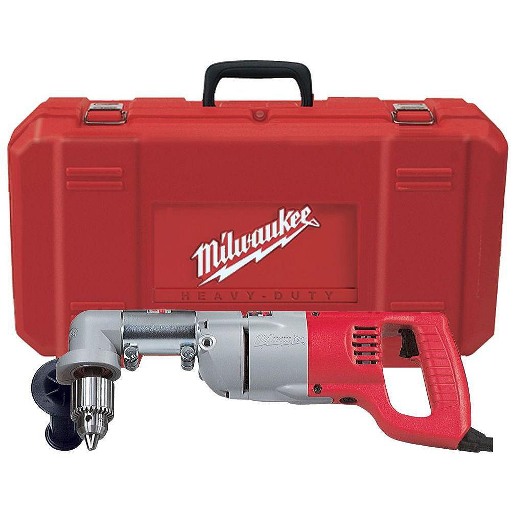 Milwaukee Tool Right Angle Corded Drill