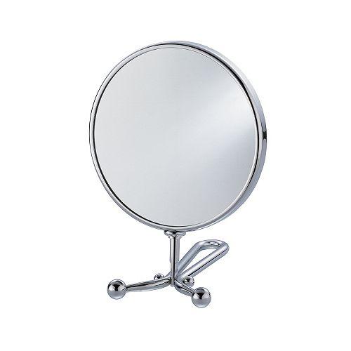 Vision - Miroir à main de 6 po   fini chrome