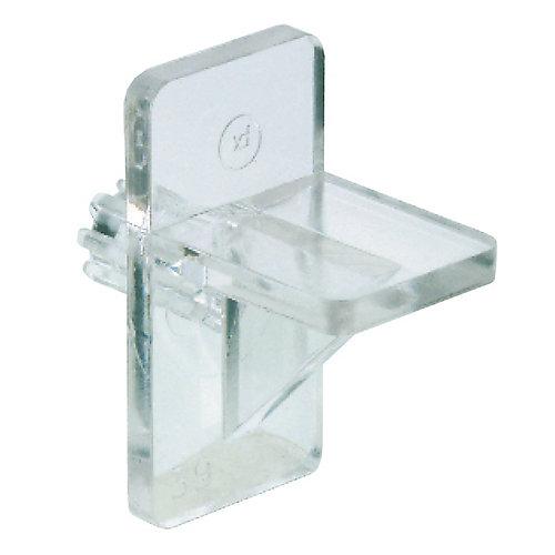Clear Plastic Shelf Pin - 1/4 in.