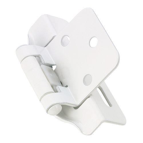 Self Closing Hinge - White