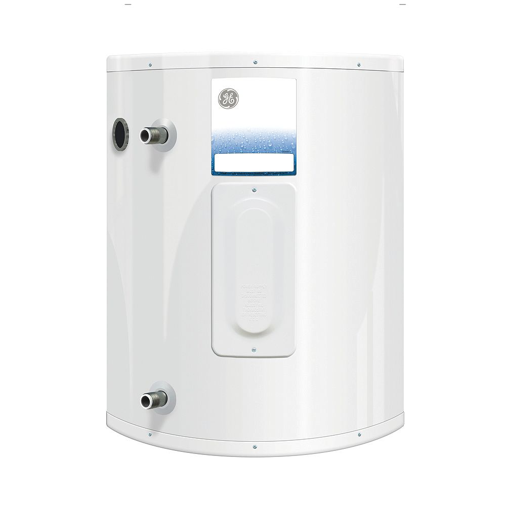 GE 10 Gal 3000W Electric Point-of-Use Water Heater | The Home Depot Canada