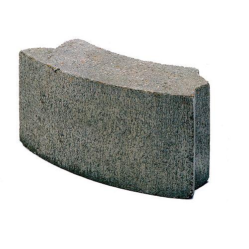 Bbq Block 24 Inch Gray