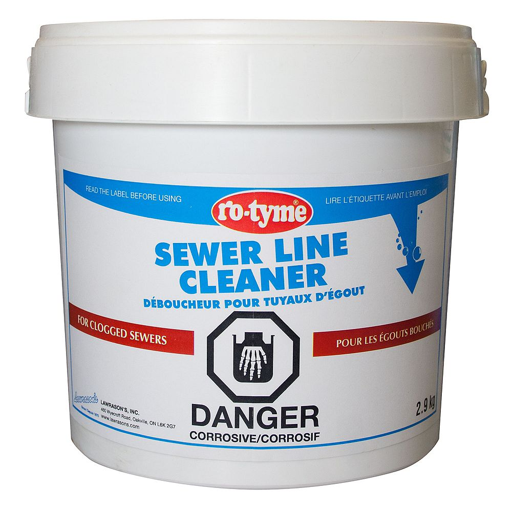 Ro-Tyme Sewer Line Cleaner 2.9 kg