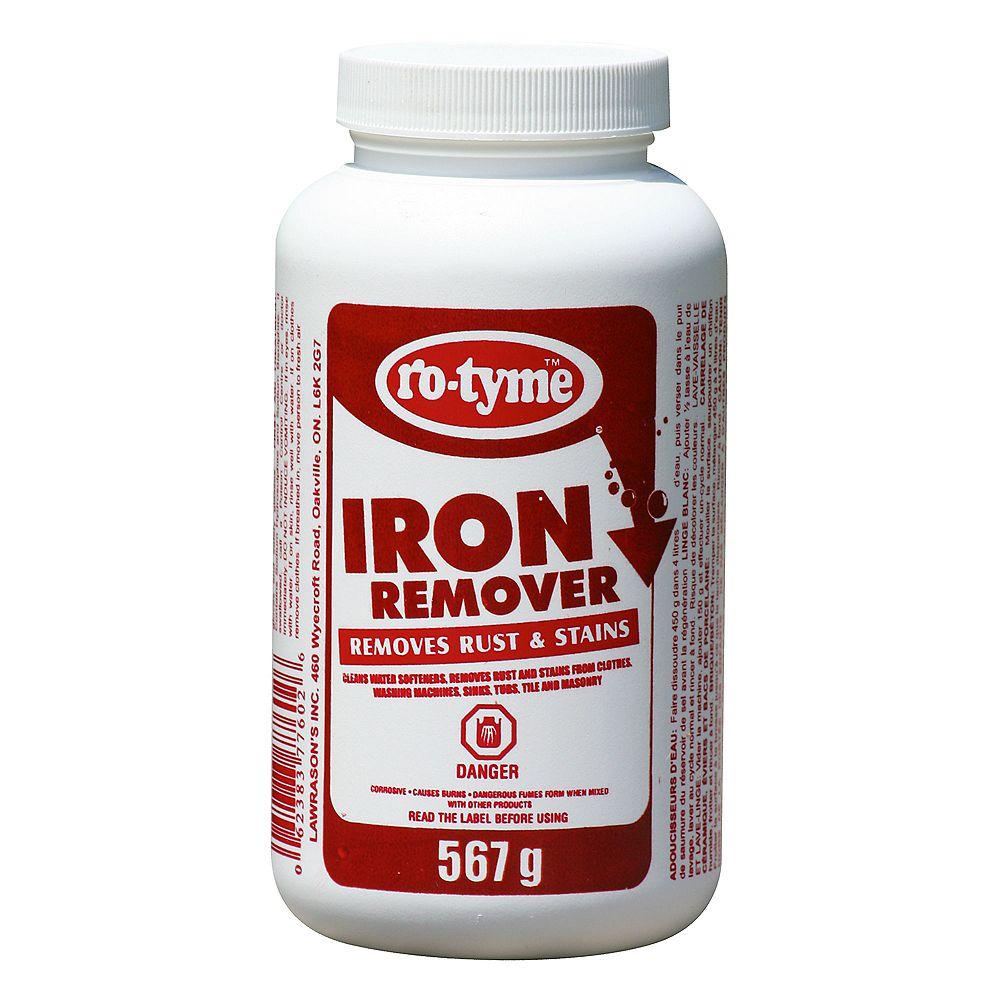 Ro-Tyme 567g Iron Remover