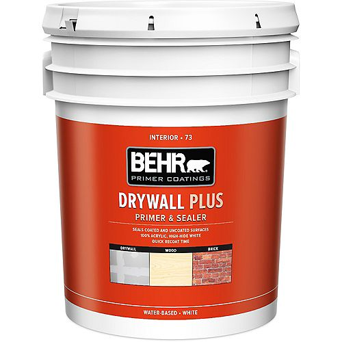 Drywall Plus Interior Primer & Sealer 73, 18.9L