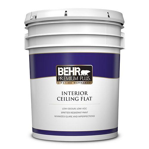 Peinture intérieure pour plafonds - Premium Plus, 18,9 L