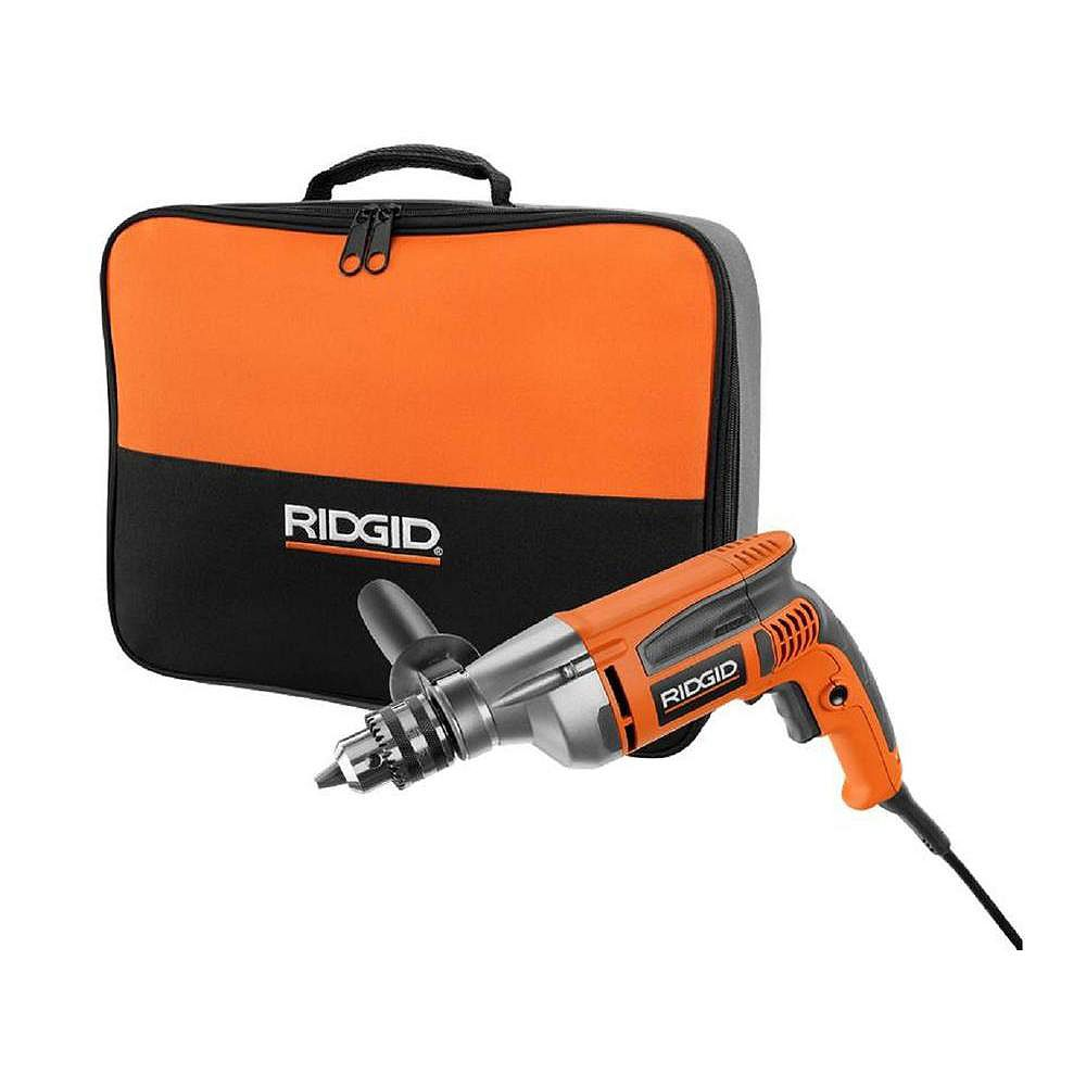 RIDGID 1/2-inch Heavy-Duty VSR Drill