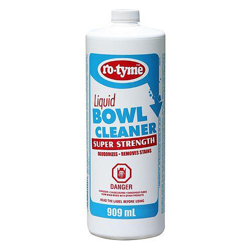 Liquid Bowl Cleaner 909 mL