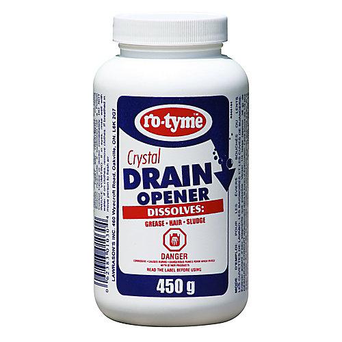 Crystal Drain Opener 450 g